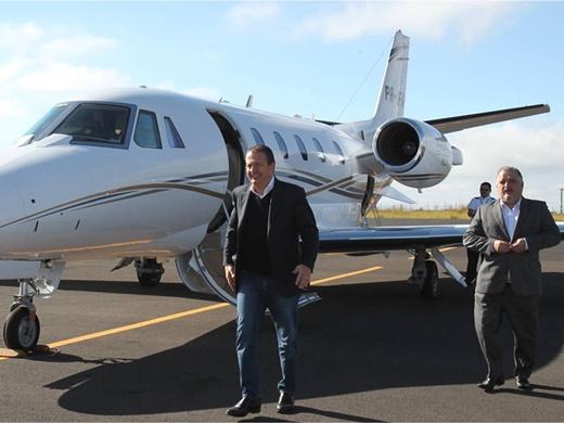 PF deflagra operação para investigar empresa ligada a avião de Eduardo Campos