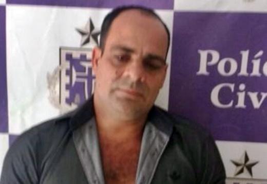 Santa Maria da Vitória: Acusado de matar esposa é preso em local de crime